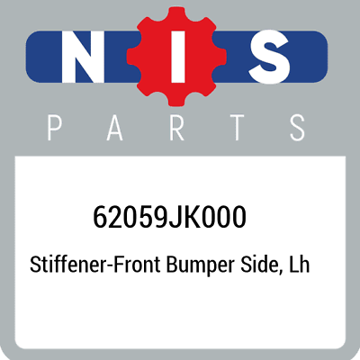 Genuine Nissan Bumper Cover Stiffener 62059-CD000