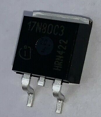 SI7972DP-T1-GE3 MOSFET 60V VDS 20V VGS PowerPAK SO-8 Pack of 10