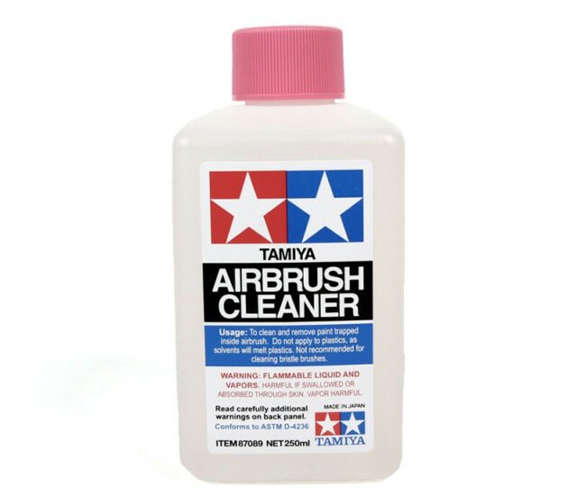 Tamiya 87089 Airbrush Cleaner (250ml) Modélisme