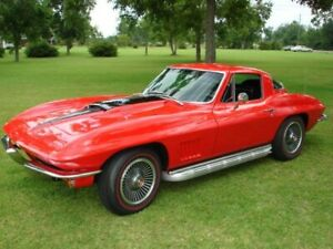 1967 corvette coupe *WANTED*