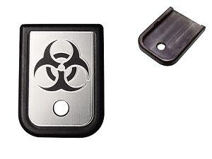 for-Glock-Magazine-Floor-Base-Plate-21-30-41-Bio-Biohazard-CNC-Inverse-3D