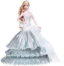 Mattel -Barbie Doll- 2008 Holiday Barbie (20 Years of Celebrating) NEW Box