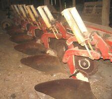 International Harvester 735 6 Bottom Vari Width Auto Reset Moldboard Plow 3 Pt H