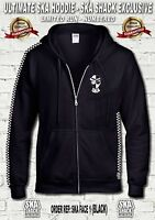 Ska Hoodie - 2tone, Exclusive, Edition, Numbered. Very High Quality.