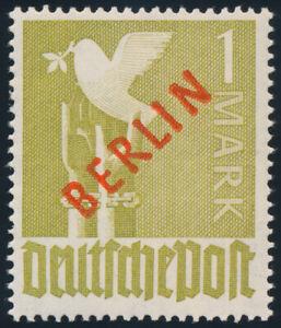 BERLIN-1949-MiNr-33-tadellos-postfrisch-gepr-Schlegel-Mi-550