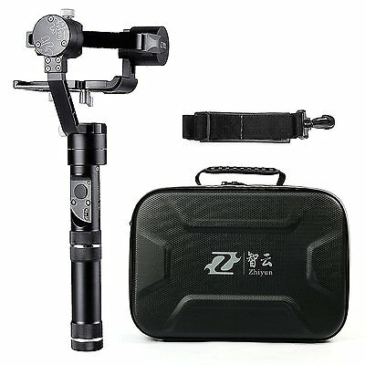 ZHIYUN CRANE-M 3-Axis Digital Camera Stabilizer Gimbal for Lightweight Cameras