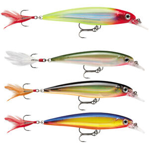 "Rapala 4"" X-Rap 10 Fishing Lure"