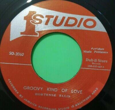 STUDIO ONE  GROOVY KIND OF LOVE / A MAN OF CHANCES  HORTENSE ELLIS  THE     | eBay