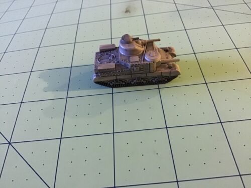 Axis /& Allies Reserves Soviet M3 Lee no card