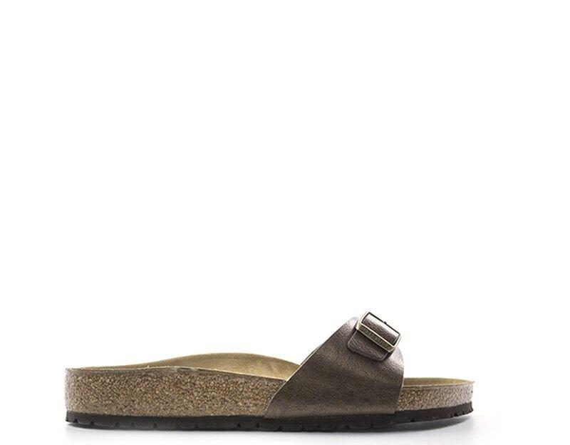 Schuhe BIRKENSTOCK Damenschuhe MARRONE Pelle naturale 239511