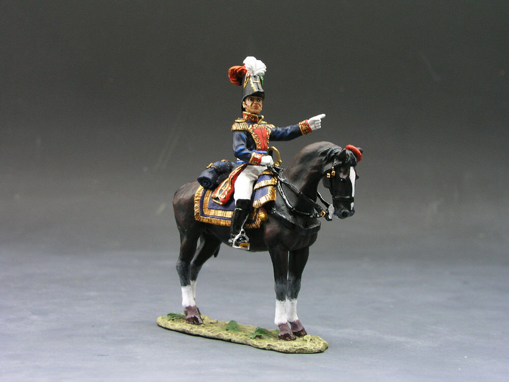 RTA001 General Santa Anna (Mounted) by King and Country