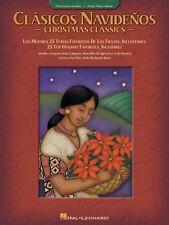 Clasicos Navidenos Sheet Music Christmas Classics Piano Vocal Guitar S 000310925