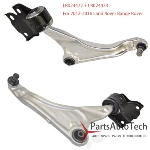 Front Left Right Lower Control Arm Kit For Land Rover Range Rover Evoque 12-16