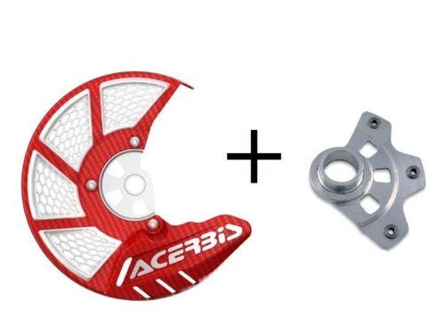 Acerbis discos de freno protección-kit delantera honda cr crf