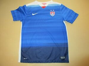 2015-Team-USA-US-National-Soccer-Team-Jersey-Youth-XL