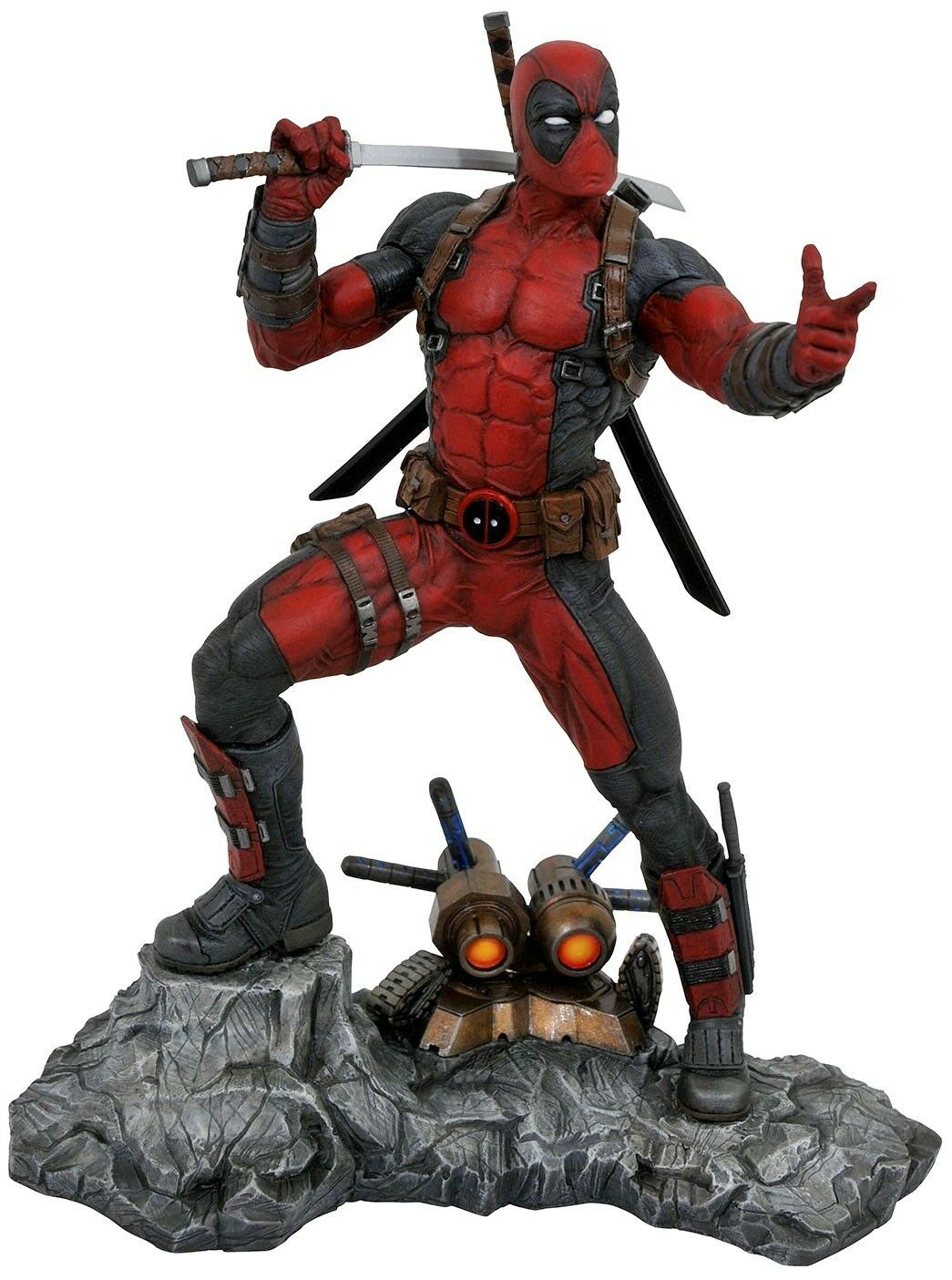 X-Men Marvel Premier Collection Deadpool 12-Inch Statue