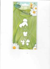 DISNEY FAIRIES TINKERBELL WINDOW DECAL/STICKER  NEW CAR Officially Licensed