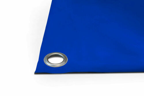 500g//M² Truck Tarpaulin with Eyelets PVC for Boat Roof Carport Hay Wood