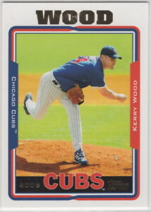 2005-Topps-Baseball-Chicago-Cubs-Team-Set