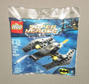 Lego 30301 DC Super Heroes Batman Mini Batwing