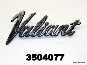 1968 68 1969 69 1970 70 1971 71 Plymouth GTX Nameplate MoPar NOS
