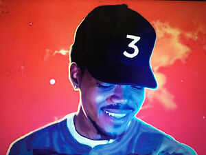 Chance The Rapper Coloring Book 24x36 Poster Chicago Rap Music