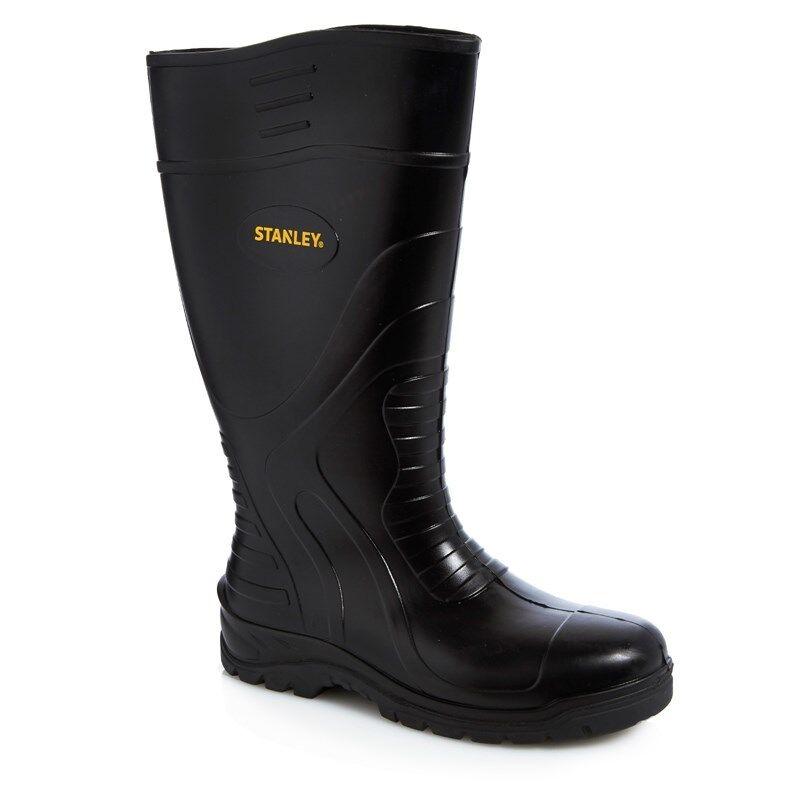 sports shoes 8afa8 22d85 Stanley Armada Men s Steel Toe Work Boots Boots Boots NIB e33f9b ...