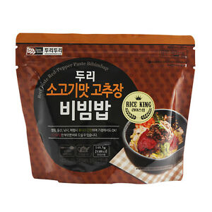 Easy cook korean food beef taste bibimbap mre asian food just pour image is loading easy cook korean food beef taste bibimbap mre forumfinder Images