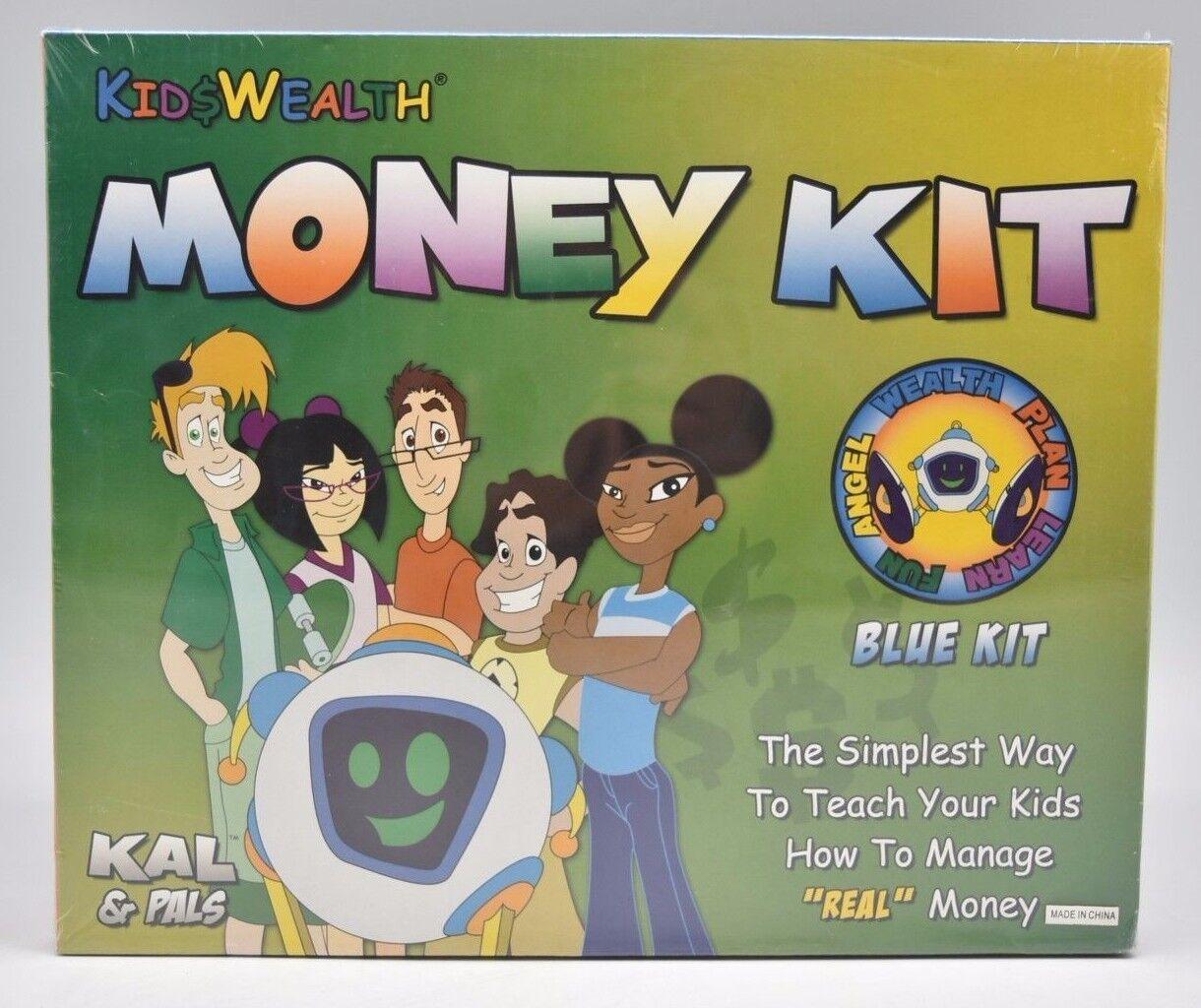 bambiniWealth Money Kit (viola) nuovo   alta qualità e spedizione veloce