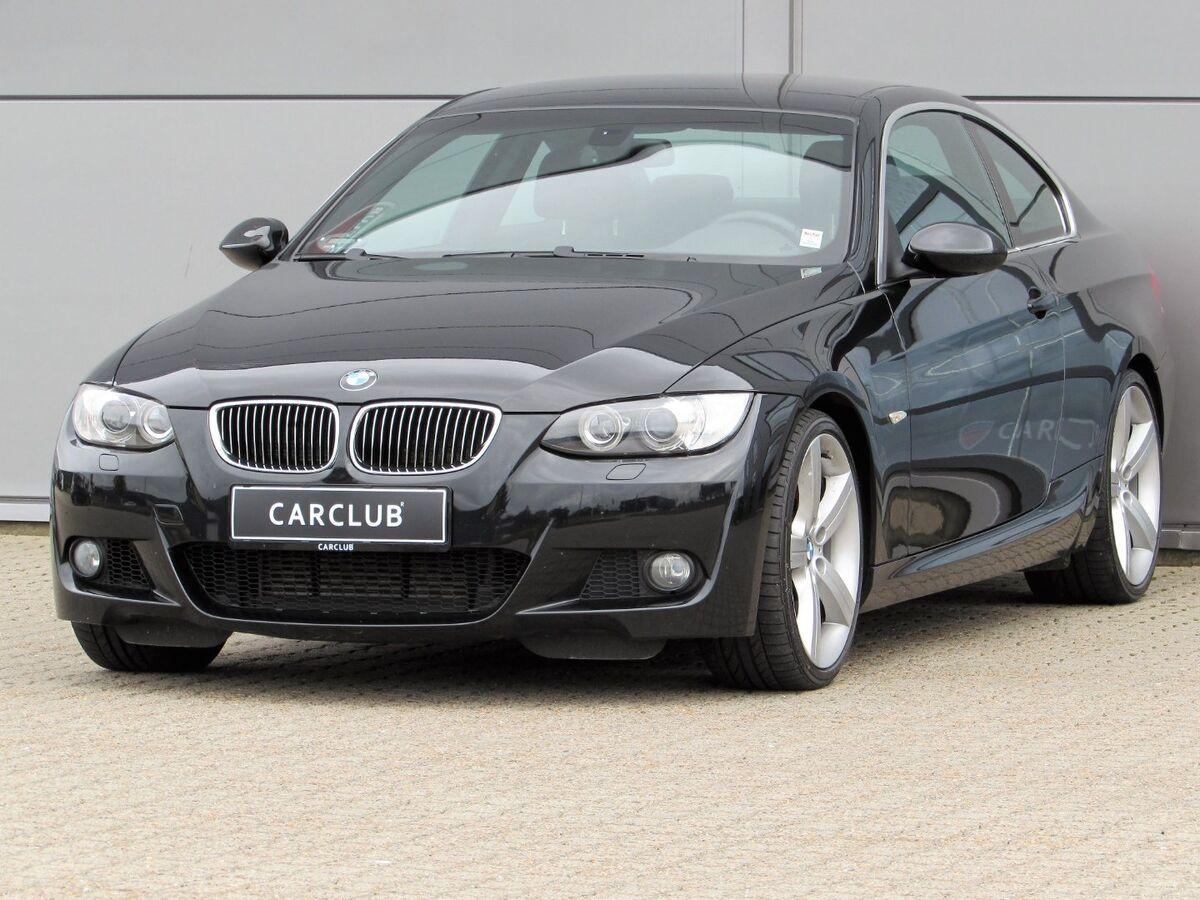 BMW 335i Coupé Steptr.