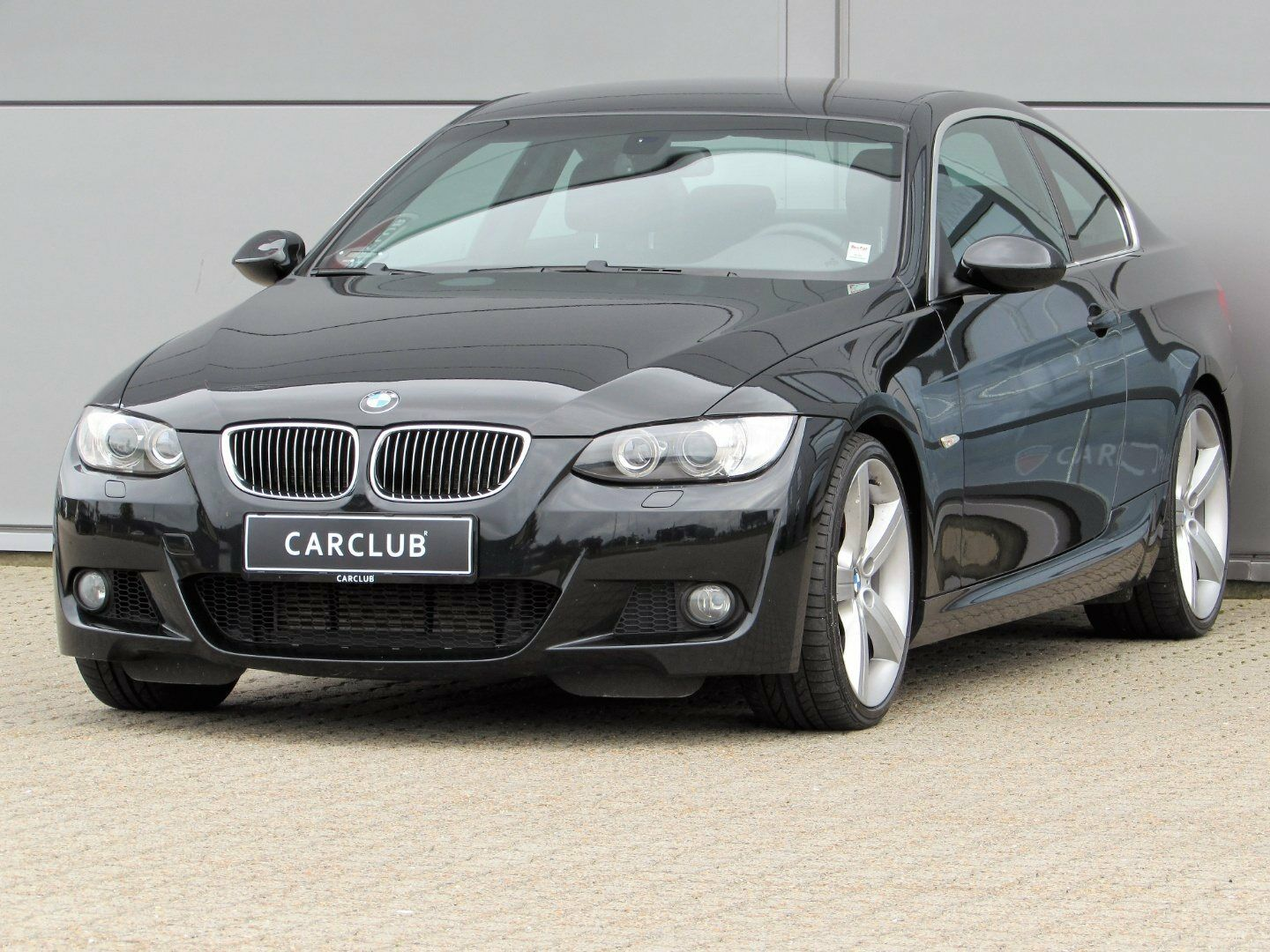 BMW 335i 3,0 Coupé Steptr. 2d - 249.900 kr.