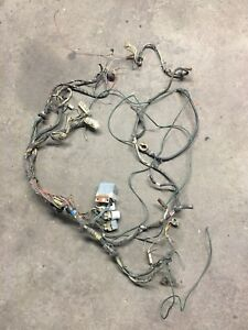bmw 2002 wiring harness 74 76 bmw e10 m10 1600 2002 2002ti engine wiring harness  loom  2002 2002ti engine wiring harness  loom