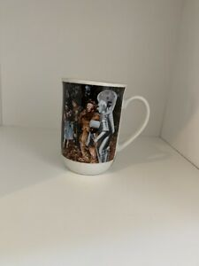 VINTAGE-1966-WIZARD-OF-OZ-MGM-CERAMIC-MUG-CUP-034-SMUG-MUG-034-BRAND-BY-ARNART-JAPAN
