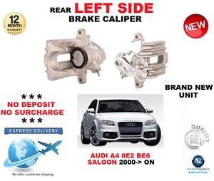 Für Audi A4 Hintere Bremssattel-  Linke Seite 8e2 B6 Limousine 2000-   Nach  factory outlets