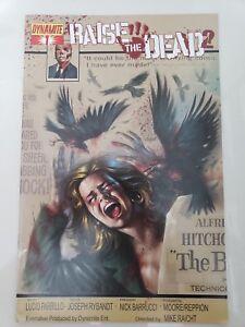 RAISE-THE-DEAD-2-1-2010-DYNAMITE-ENTERTAINMENT-COMICS-THE-BIRDS-COVER-NM