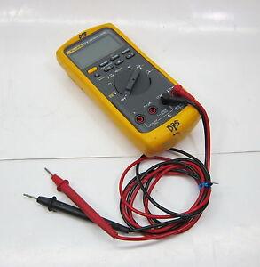 Fluke Multimeter 87v manual
