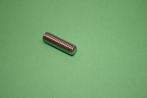 acier inoxydable a2 v2a m3 des asticots vis 3-30 Mm Boulons Din 913