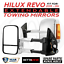 BettaView-Extendable-Caravan-Towing-Mirrors-TOYOTA-HILUX-REVO-2015-To-Current thumbnail 1