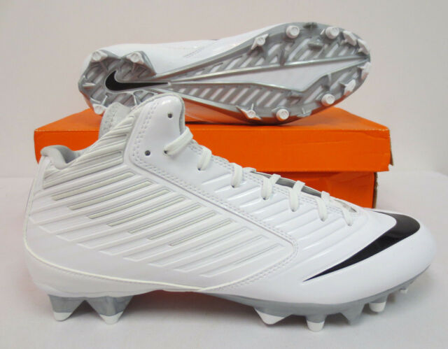 d5fd1324ef87 NIKE VAPOR SPEED 3/4 TD SIZE 12 FOOTBALL CLEATS 643155 101 NEW ADULT MENS