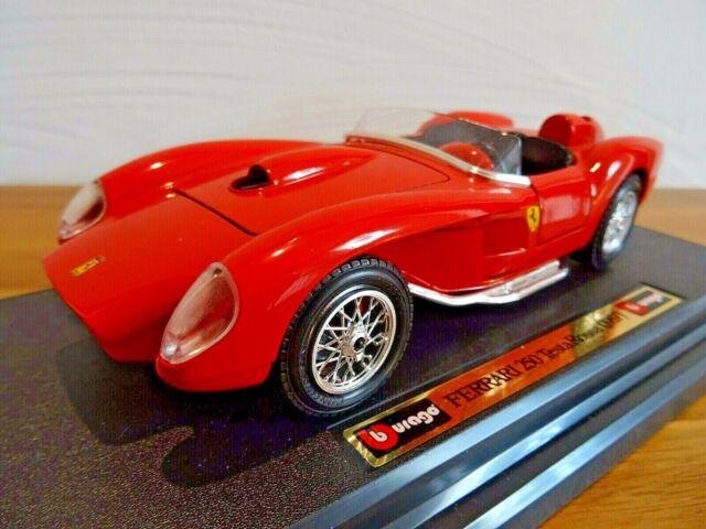 Burago Ferrari Testa Rossa 1957 Nr 1507 In 1 24 Günstig Kaufen Ebay