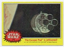 1977 Topps Star Wars Card #155 The Escape Pod is jettisoned! MINT Condition