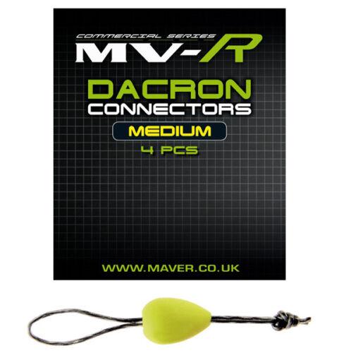 XL Sizes S Pole Elastic Connectors M Maver MV-R Dacron Connectors L