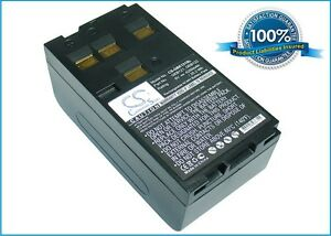 Premium Battery for Leica TCR406 GEB122 TC402 GEB121 SR520 NEW TC802 400