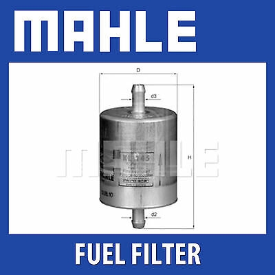 Mahle Fuel Filter KL145 - Fits BMW - Genuine Part
