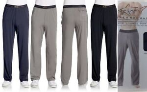 Greg-Norman-Signature-Wagyu-Men-039-s-Super-Soft-Luxe-Lounge-Pant-Black-Grey-Navy