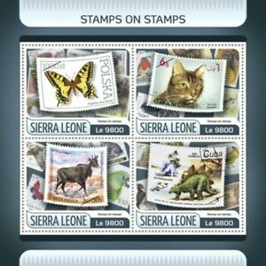 Sierra-Leone-2017-timbres-sur-timbres-4-Timbre-Feuille-SRL17602a