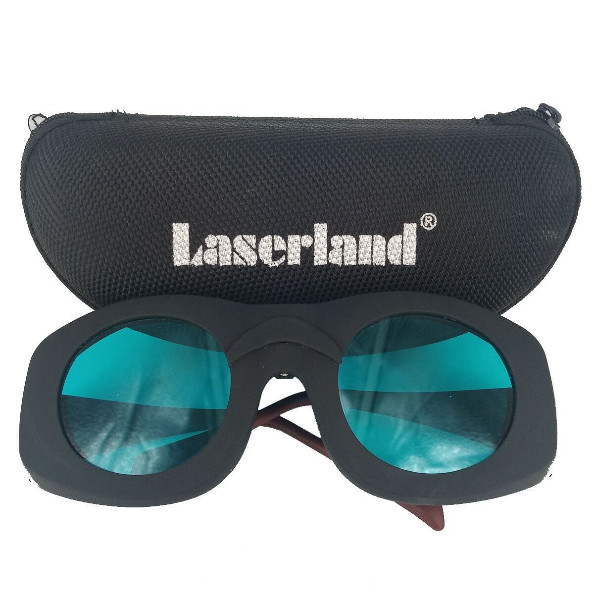 OD7 680nm-1100nm Infrared IR Laser Predective Glasses Safety Glass Lens Goggles
