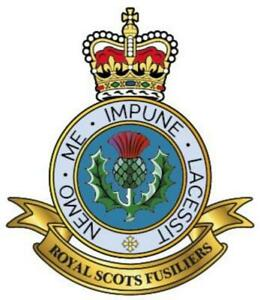 THE-ROYAL-SCOTS-FUSILIERS-STICKERS-X-2-5-034-x-5-034-BRITISH-ARMY-MILITARY