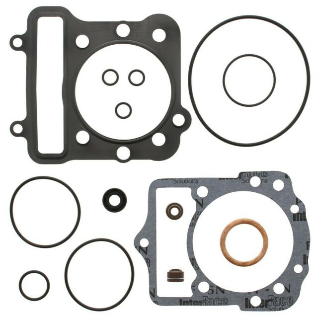 Complete Gasket Kit with Oil Seals For Kawasaki KLF300B Bayou 1988-2004 300cc