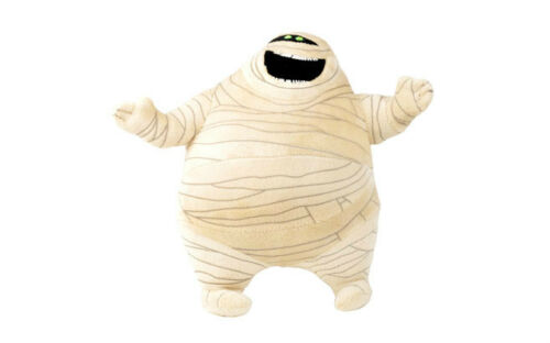 From The Movie Hotel Transylvania MURRAY The Mummy Character Plush Soft Toy NEW